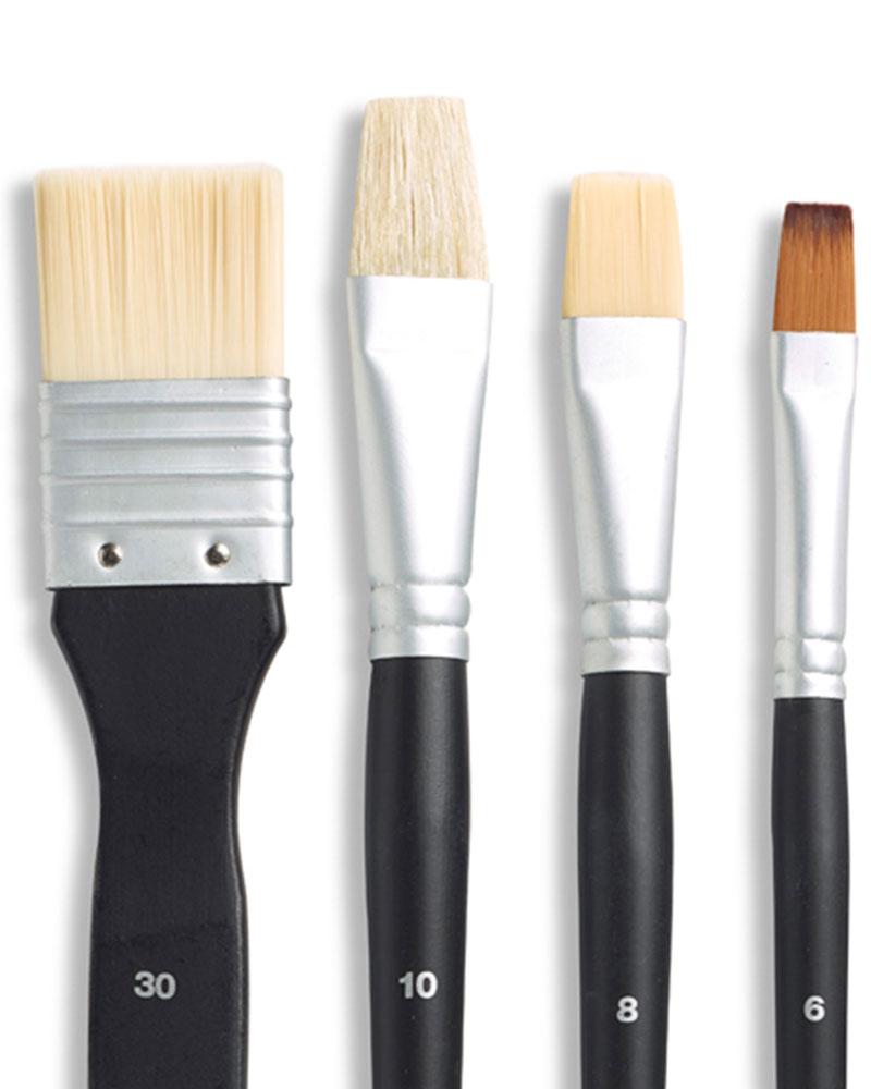 Los Mejores Pinceles Y Técnicas Para La Pintura En Tela My